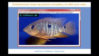 Aquatrax Aquarium Management Software