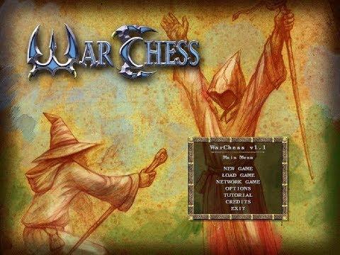 (◣_◢) War Chess 3D ➤ Cờ vua hình người và thú vui mắt