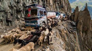 Traveling Most Dangerous Road In India  | Srinagar to jammu | Travel Vlog DAY 3 | Sahaj
