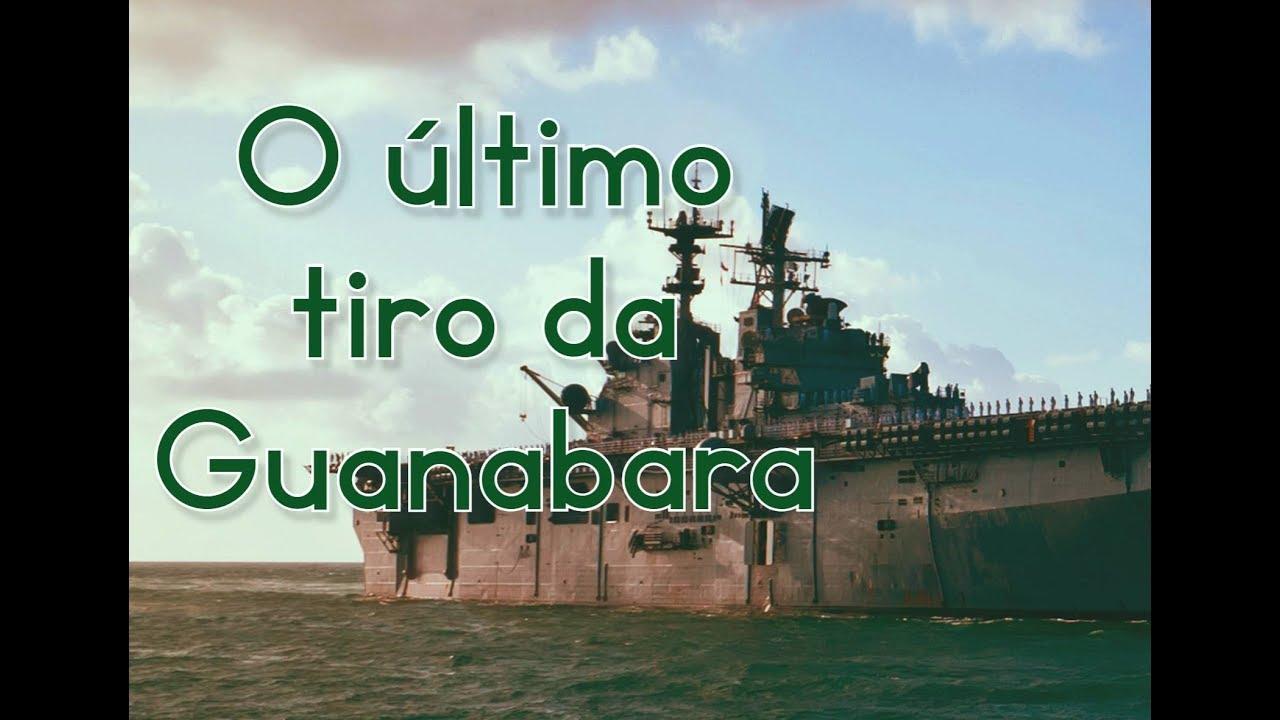 Book trailer do livro 'O último tiro da Guanabara'