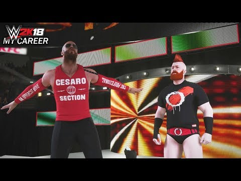 WWE 2K18 My Career Mode - Ep 49 - LET'S RAISE THE BAR!!