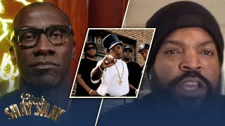 Ice Cube on the rise & fall of NWA, beef with Eazy-E and 'No Vaseline' | EPISODE 5 | CLUB SHAY SHAY
