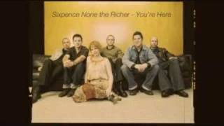 Watch Sixpence None The Richer Youre Here video