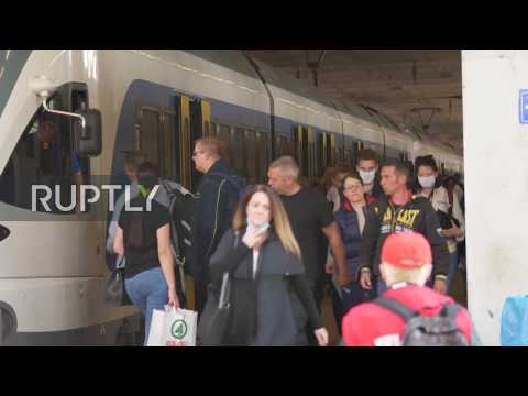 Hungary: Budapest reopens as COVID-19 restrictions eased