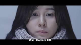 BLIND (Korean Film) Seung Ho Yoo Tries To Rescue Kim Ha Neul