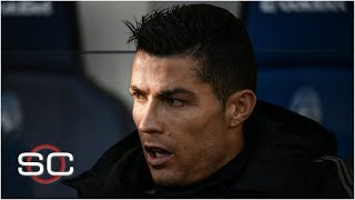 Police call for DNA sample from Cristiano Ronaldo