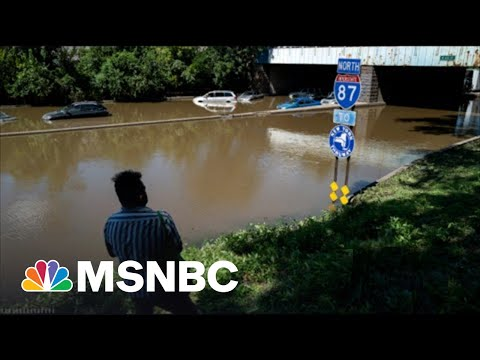 Biden Wants Action On Climate Change Citing Ida Floods And California Fires
