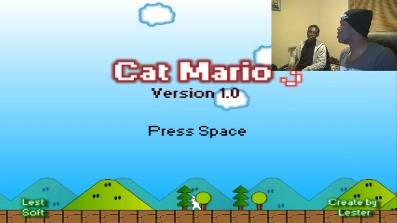 Youtube Cat Mario Level