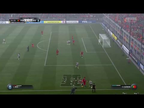 Portuguesa VS Argentina Friendly