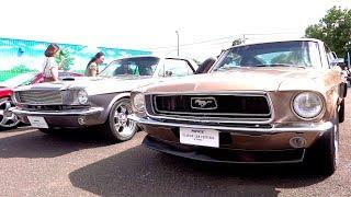 私の車ではありません。 初代 Mustang A-cars.