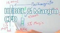 Hebelprodukte & CFD - Was bedeutet Hebel 100 und Margin 5% ?