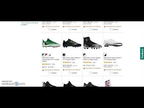 Cornerback Pro Cleats Advice Nike Or Adidas?