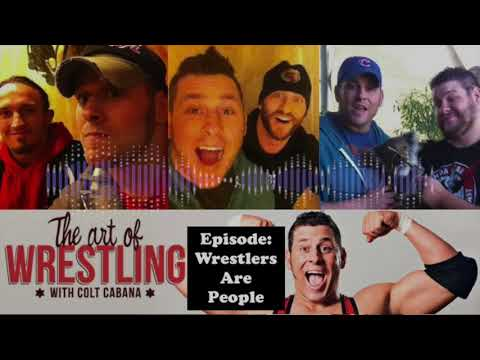 Kevin Owens, Tomasso Ciampa, Neville OPEN UP on Art of Wrestling