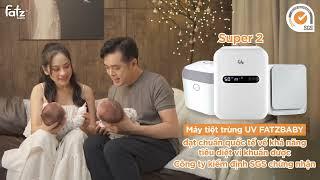 Máy Tiệt trùng sấy khô UV Fatz Baby FB4706SL  có tốt không?