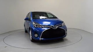 2016 Toyota Yaris Sport | Island Blue | Shelbourne Toyota NI | IXZ7034