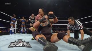Eight-Person Mixed Tag Team Match: WWE Superstars, May 24, 2013