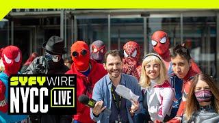 VR360 | 360° Tour Of New York Comic Con 2018 | SYFY WIRE