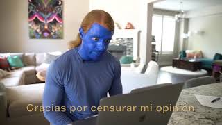 Pastilla azul