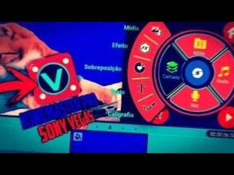 Download Do Sony Vegas Pro Atualizado Para Android ( Kinemaster Pro Mod )