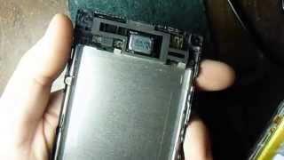 Замена музыкального динамика Sony C2305