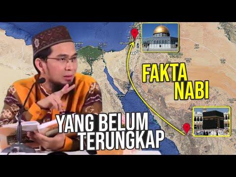 SATU FAKTA Nabi Muhammad Yang BELUM Terungkap Sampai Sekarang - Ustadz Adi Hidayat LC MA