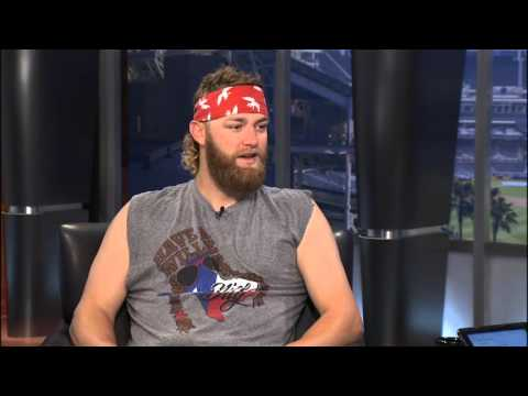 Andrew Cashner talks family and his mother's battle with leukemia