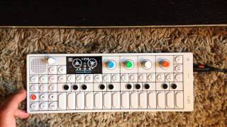 Teenage engineering OP1 - Live looping  [Thoj]