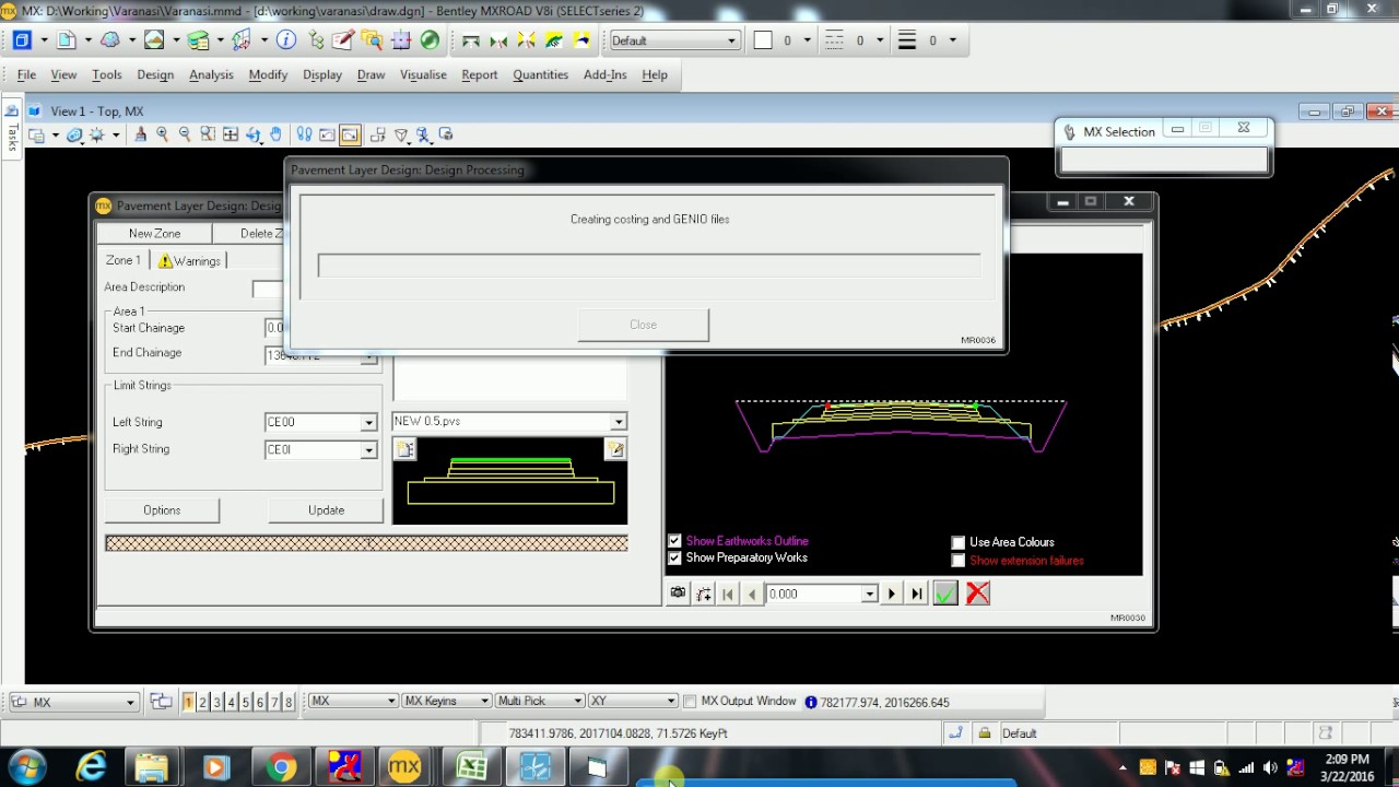 Extracting Quantities In Mx Road Youtube