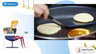 Пышные оладушки на дрожжах. Вкусный блюдо рецепт
