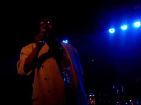 """Tony Tuff - """"In This Together - Mix Me Down"""" - Petrol Club, Antwerp 2009 (3/4)"""