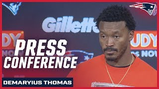 """Demaryius Thomas: """"It's been a long time since I've been in the end zone"""""""