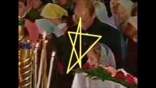 ШОК!!! Сатанинские символы в православии