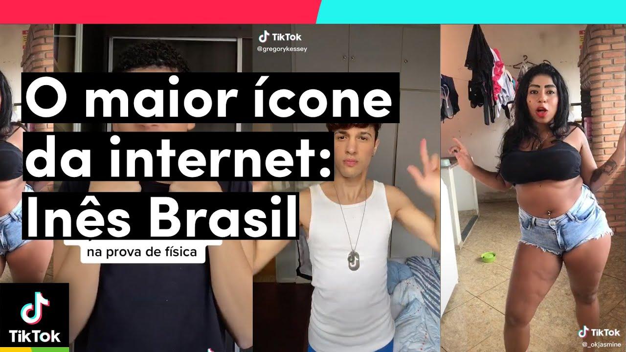 Inês Brasil: um ícone de pessoa e dona das melhores falas   TikTok Brasil