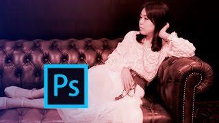 Photoshop CS6 使い方講座 ゆがみの補正 アドビフォトショップCS6 【動学.tv】 thumbnail