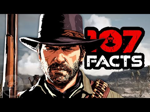 107 Red Dead Redemption 2 Facts YOU Should Know! | The Leaderboard thumbnail