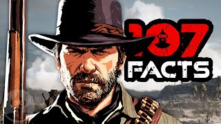 107 Red Dead Redemption 2 Facts YOU Should Know! | The Leaderboard