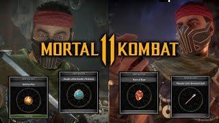 Mortal Kombat 11 Krypt -  All Key Items & Locations - Part 1