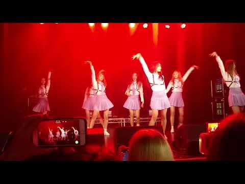 Dreamcatcher 2018 Concert London (Maroon 5 Cover-Lucky Strike)