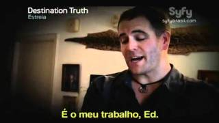 Destination Truth - Temporada 3 -- Episódio 1