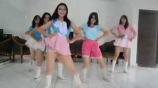 Dance keren abizz.....Anak2 SMA