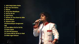 Sonu Nigam Jukebox | Nonstop bollywood songs of Sonu Nigam | Sonu Nigam Superhit songs