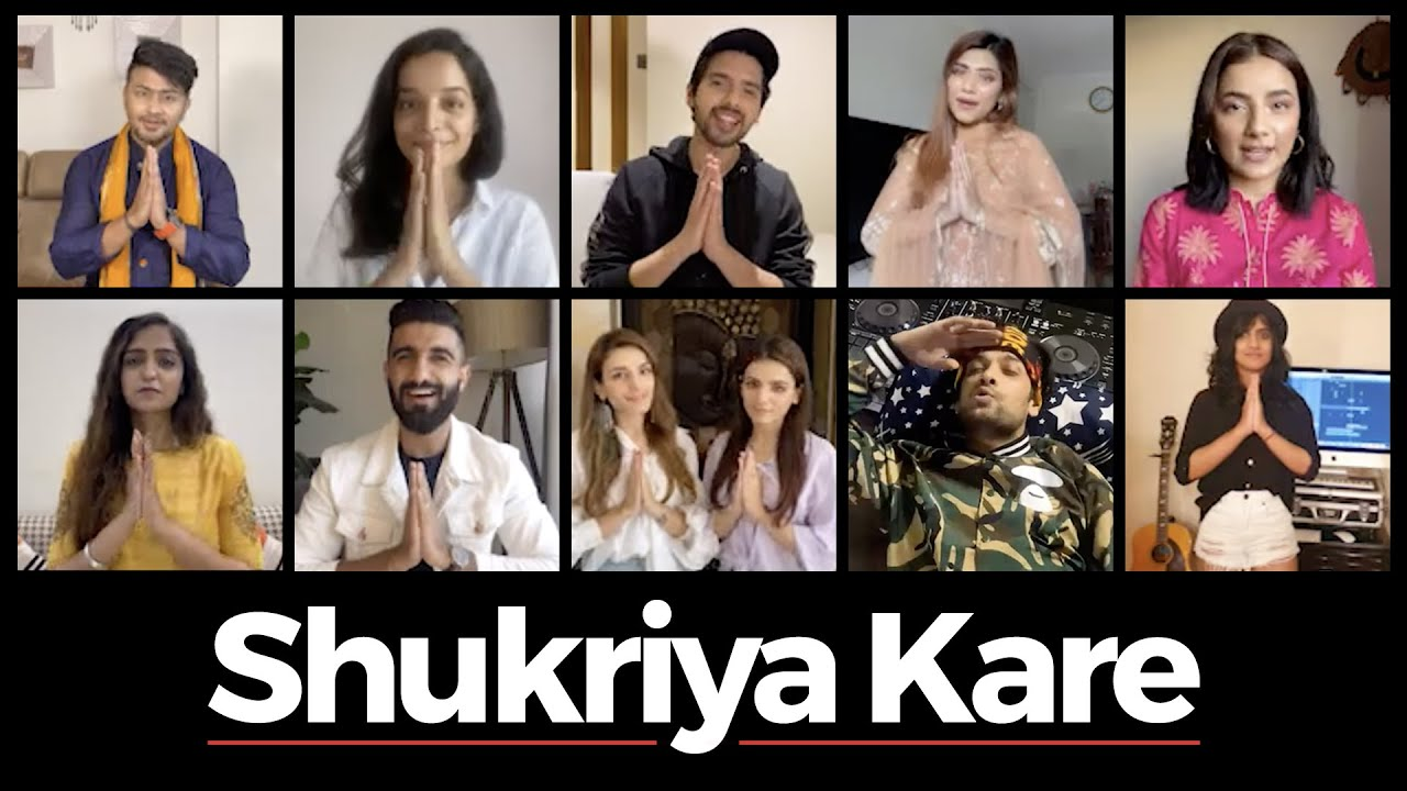 Shukriya Kare- Our heartfelt thank you to all delivery heroes!