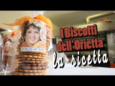 """Orietta Berti   """"I Biscotti dell'Orietta"""""""