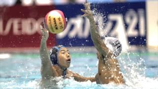 第91回日本学生選手権水泳競技大会〈水球競技〉2015 Official PV
