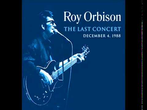 """""""OH, PRETTY WOMAN"""" Roy Orbison, From """"The Last Concert 1988"""""""