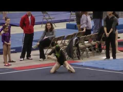 Ashley Foss Floor - 2015 Elite Qualifier Columbus