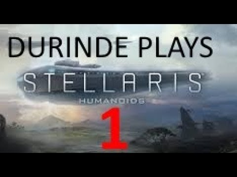 Stellaris - 1.9 - Humanoids Let's Play -...