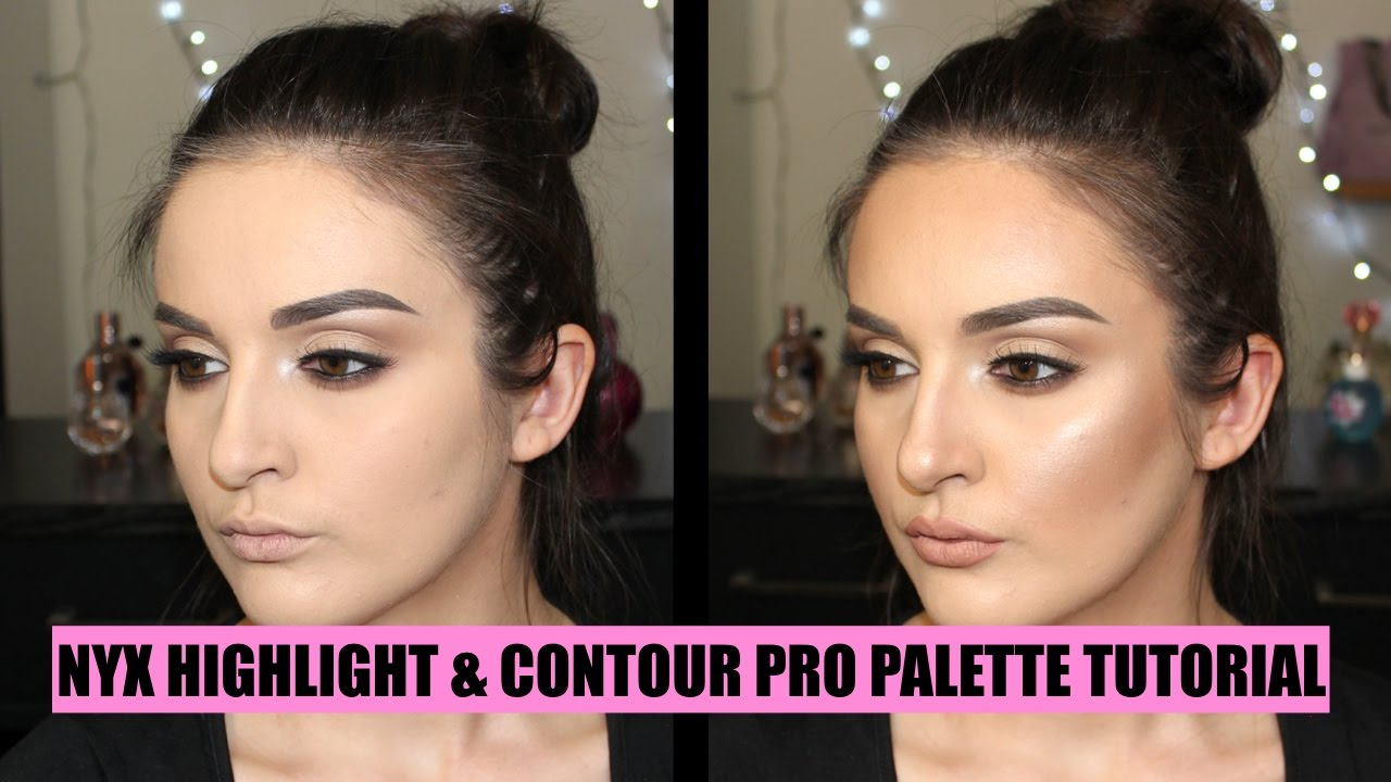 Easy Contouring & Highlighting Guide  Application Demo + Tips & Tricks