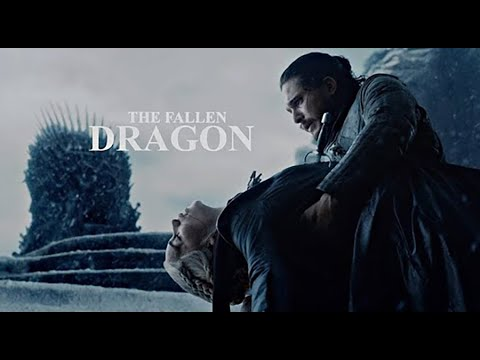 Daenerys Targaryen | fallen dragon [8x06]