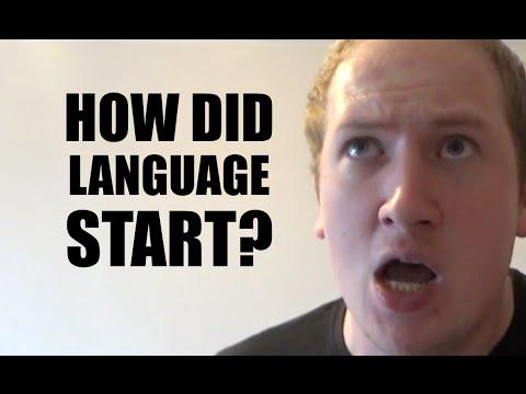 The Origin Of Language